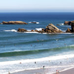 Last 2 spaces!  2014 Surf & Yoga Retreats in France almost full