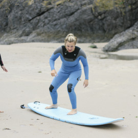 Fast track your surfing on our Wales Improver Weekends