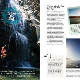 We're in in Surfgirl Magazine!