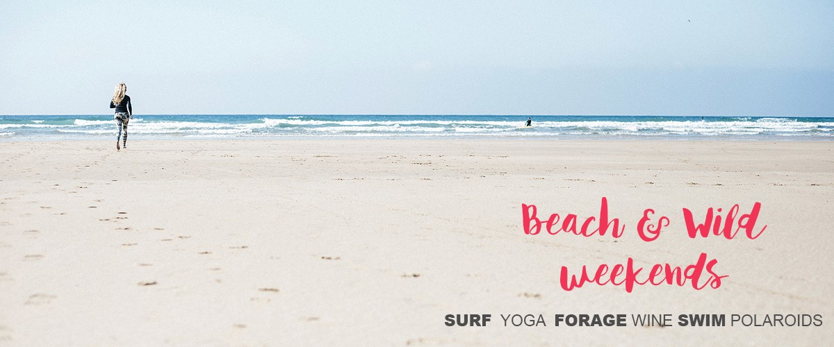 Beach & Wild weekends by All the Good Things Retreats
