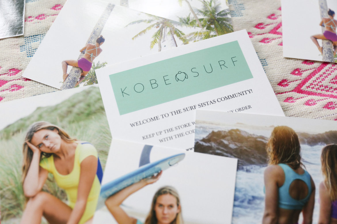 Book your surf trip with Surf Sistas & receive a 15% discount with Kobesurf | www.surfsistas.com | www.kobesurf.com