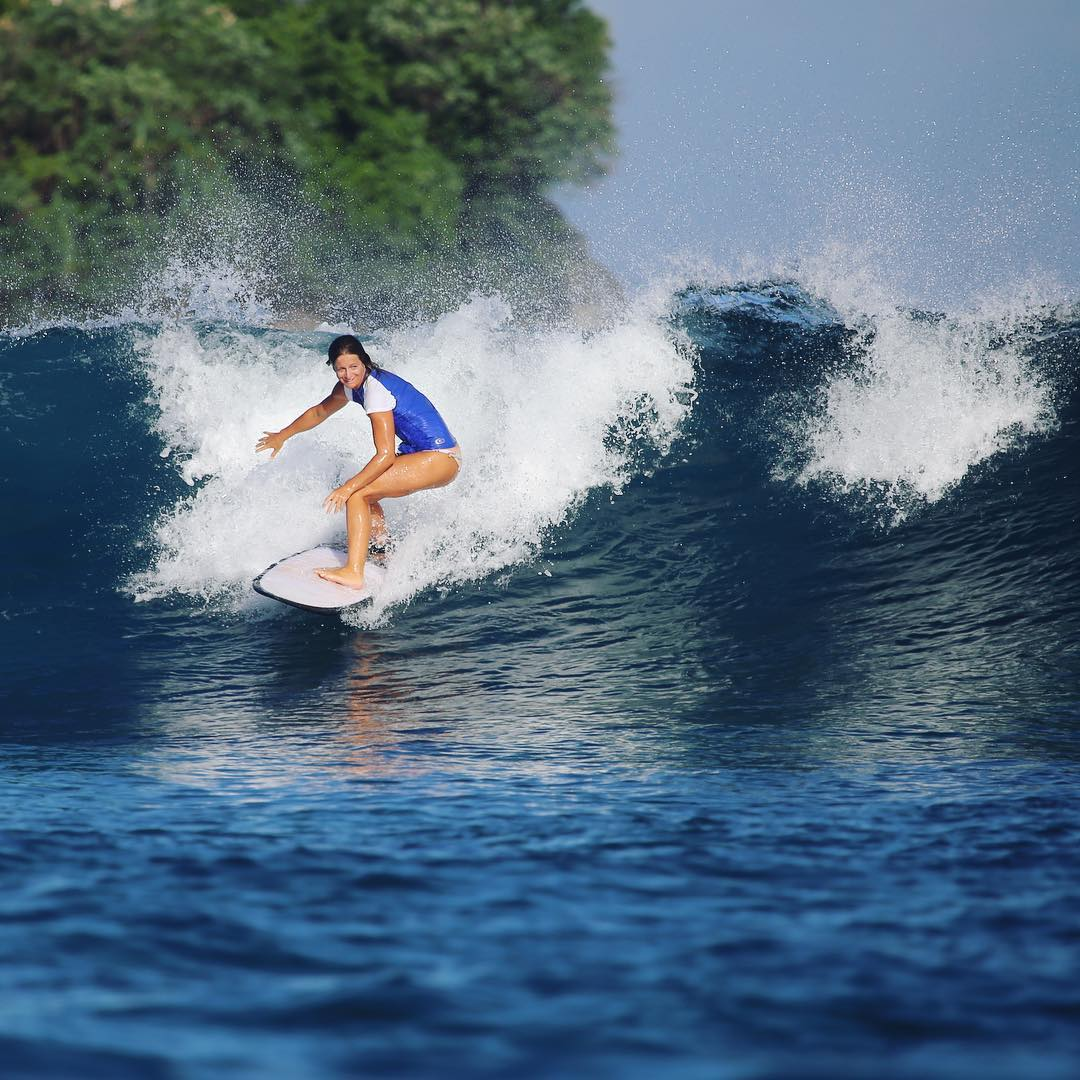 surfing reef