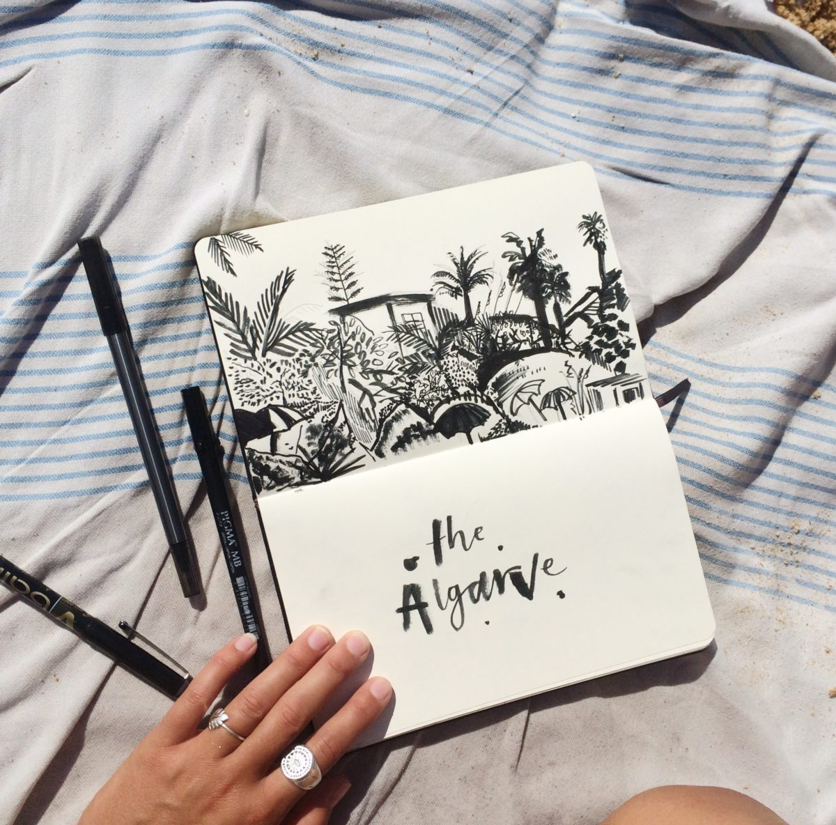 The Algarve - Clara Jonas